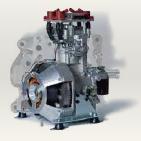 高効率専用エンジン搭載のイメージ