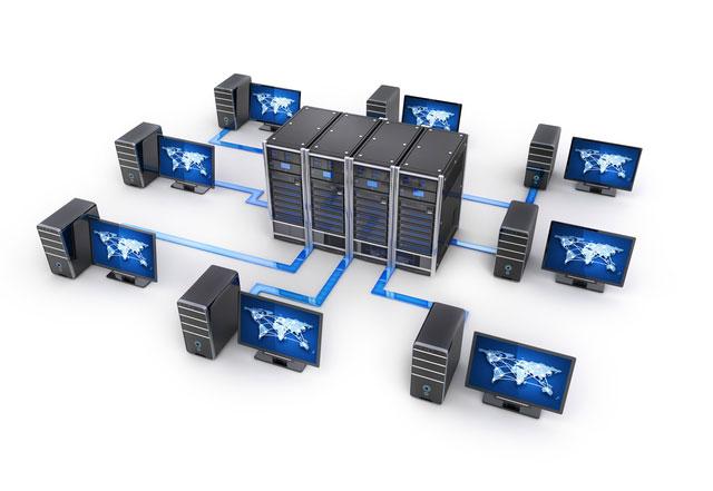 ネットワーク機器&サーバー向けのイメージ